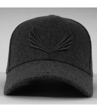 Zumo-Caps-BABE RUTH-Dark Grey
