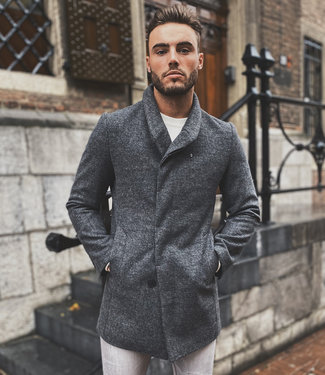 Zumo Coats RICHMOND-IT Grey