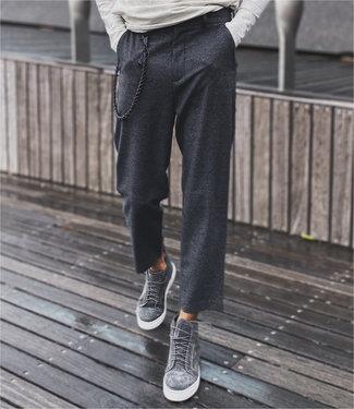 Zumo-Pants-BLYTH-CHECK-Anthra/Black