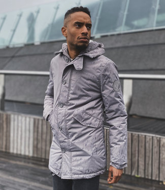 Zumo-Coats-MAC KEEN-Light Grey