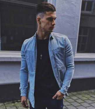 Zumo-Shirts-JAKE-STRIPE-Light-Blue