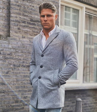Zumo Coats FRANCESCO LightGrey
