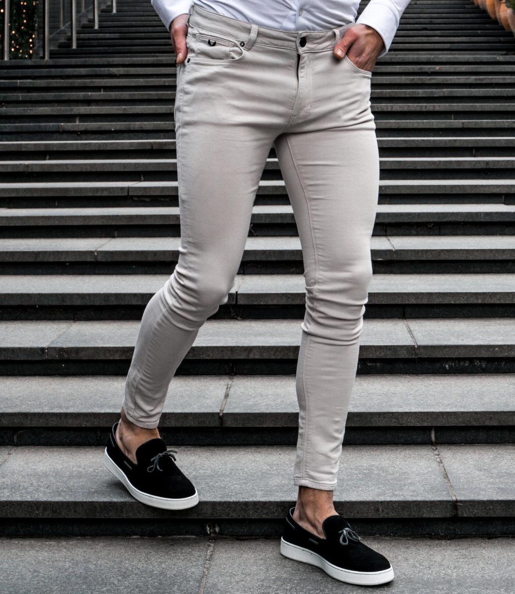 Zumo Extra Skinny Fit Jeans STEVE-TWILL Kit