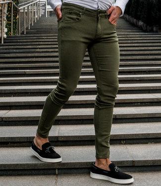 Zumo-Jeans-STEVE-TWILL-Army