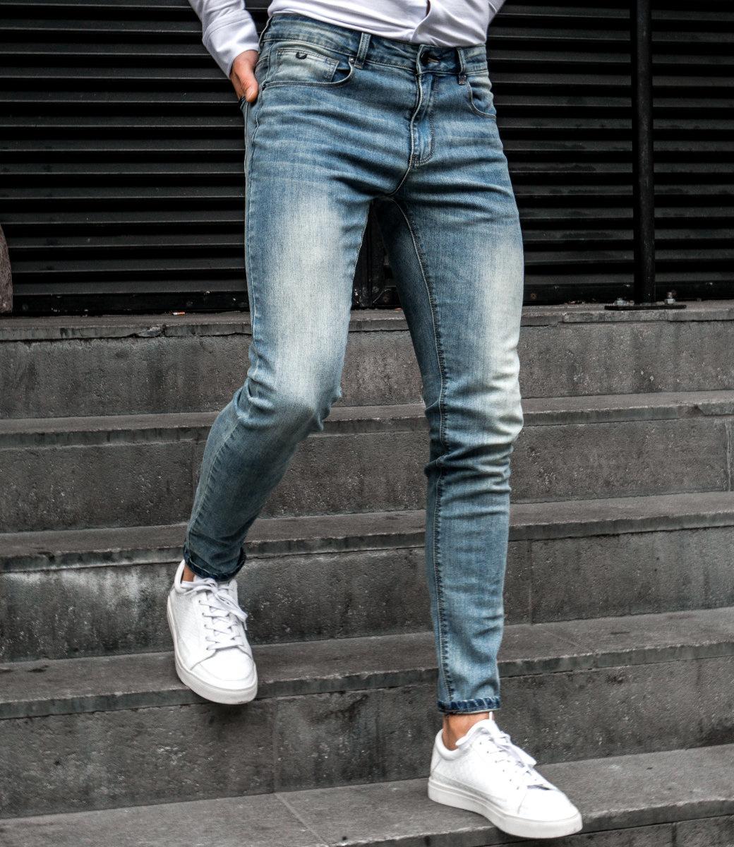 Zumo-Jeans-STEVE-Dirty Blue