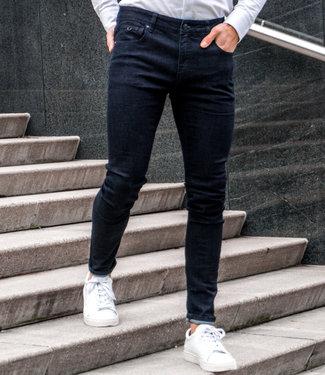 Zumo Jeans STEVE-RINSED DarkBlue