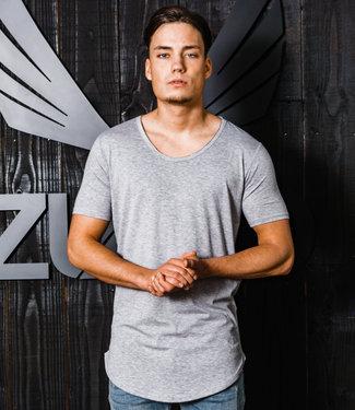 Zumo-T-shirts-ORIPOTO-Light Grey