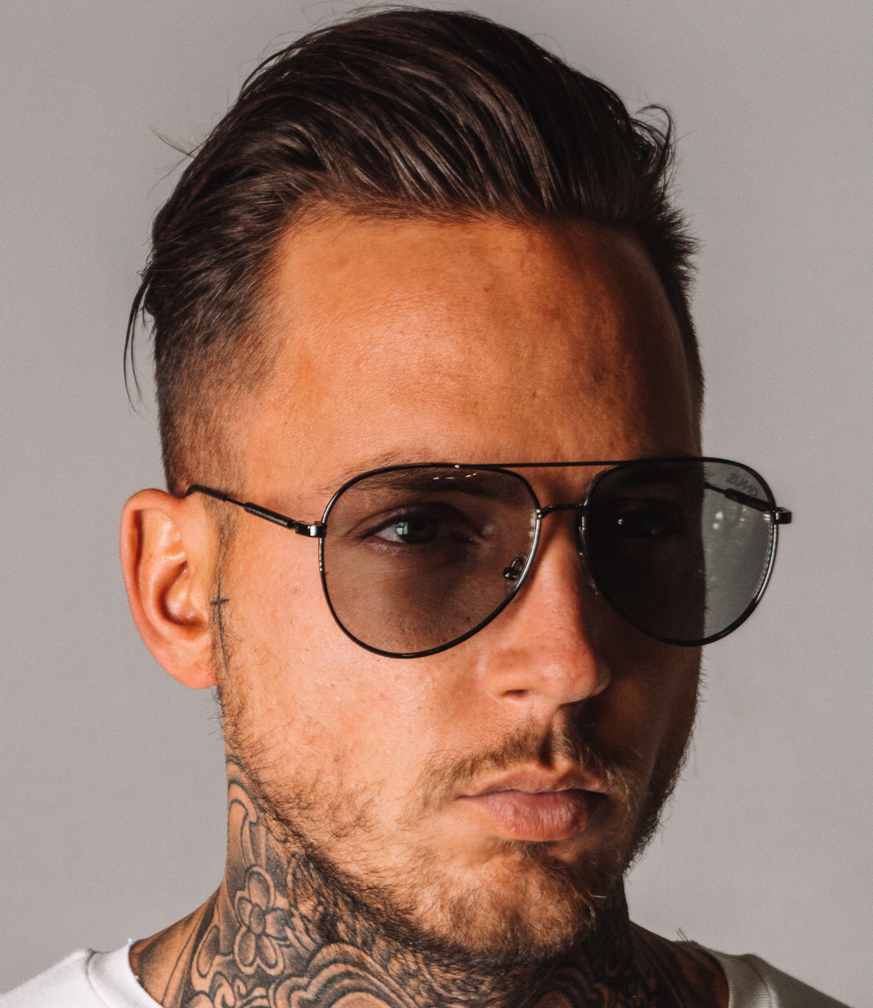 Zumo Sunglasses FUJI-QMWYS98171-C1 Black