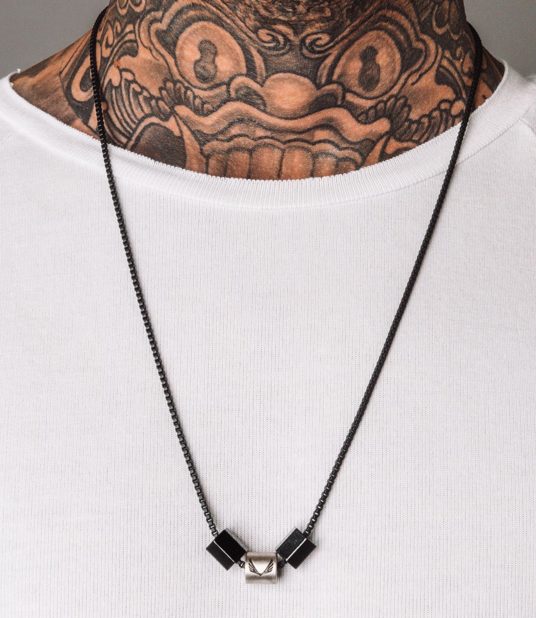 Zumo Jewelry HIDEKI-SN38991 Black