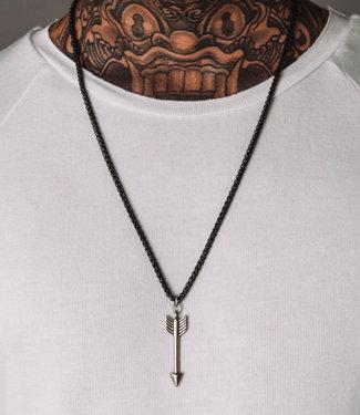 Zumo Jewelry HIROAKI-SN38995 Black
