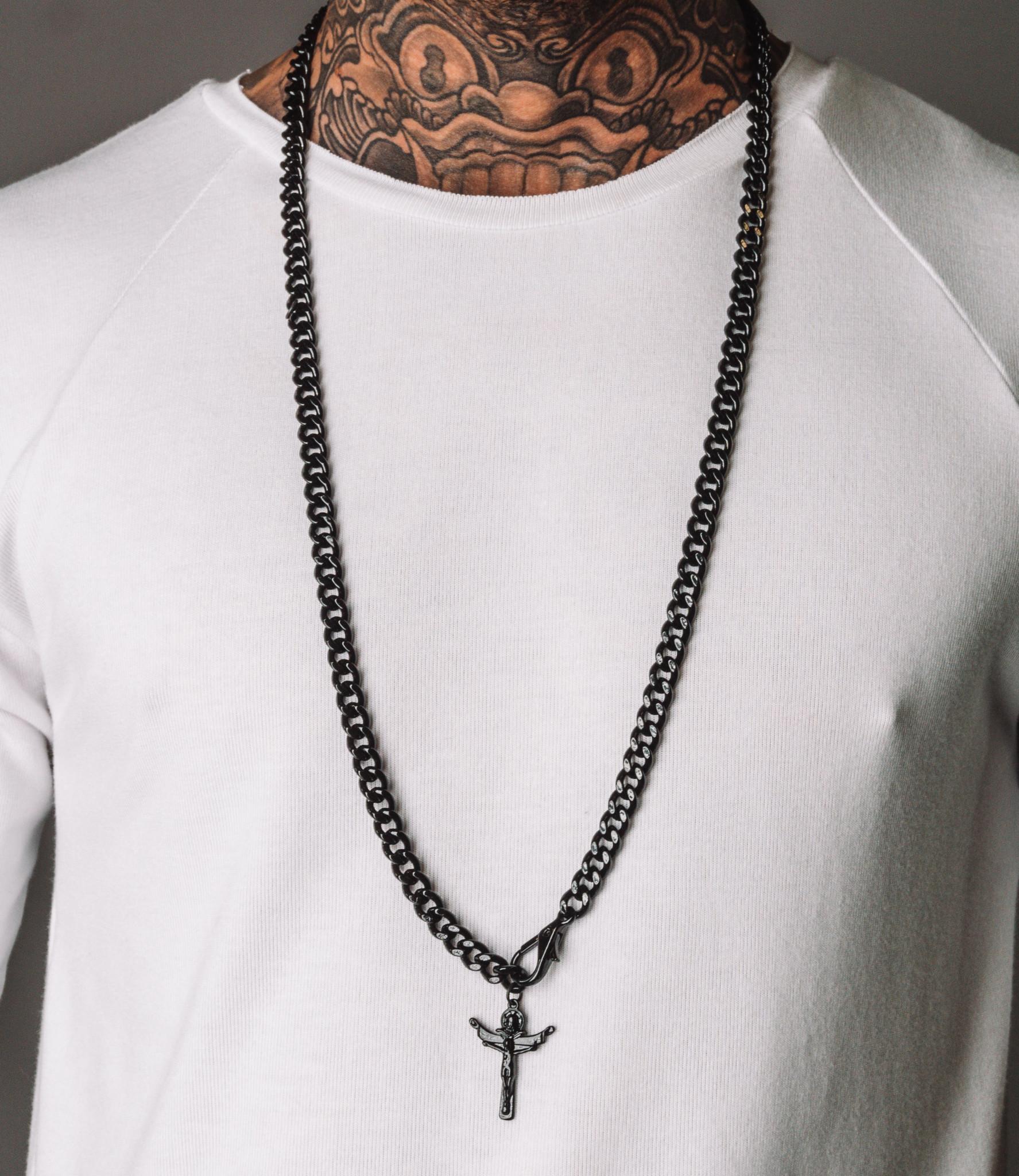Zumo Jewelry HIDEJI-SN38985 Black