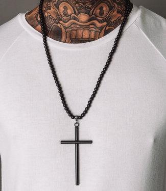 Zumo Jewelry HIDENORI-SN34614 BlackMattBlack