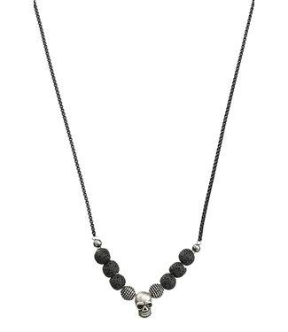 Zumo Jewelry HIDEMARO-SN38992 Black