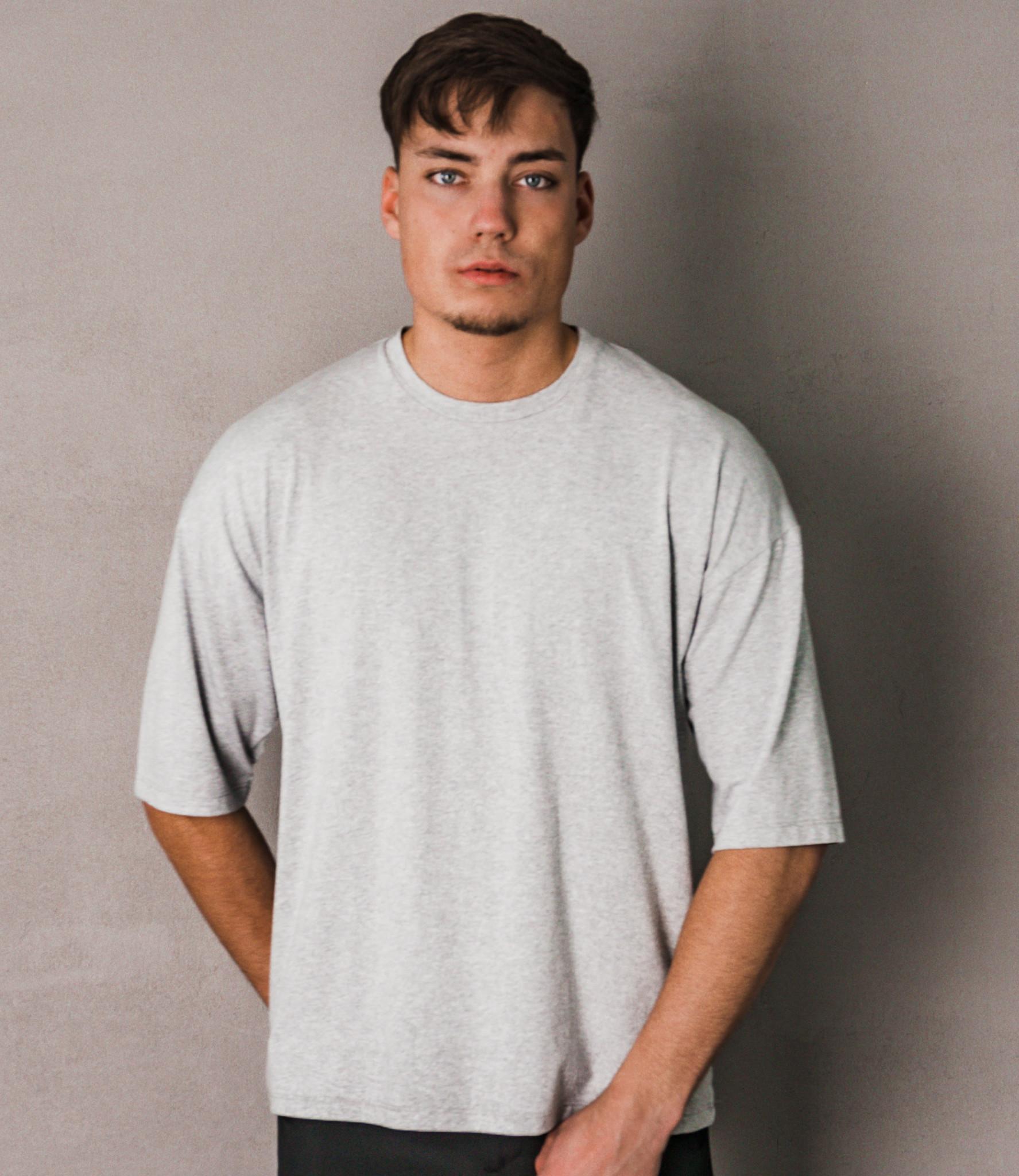 Zumo Oversized T-Shirt GUIDO EcruMelange