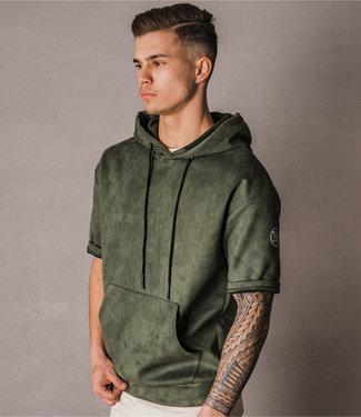 Zumo Oversized Sweater SUFELPA-SS Army