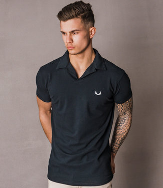 Zumo Regular Fit Polo's TODD Black