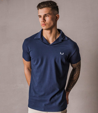Zumo Regular Fit Polo's TODD Navy
