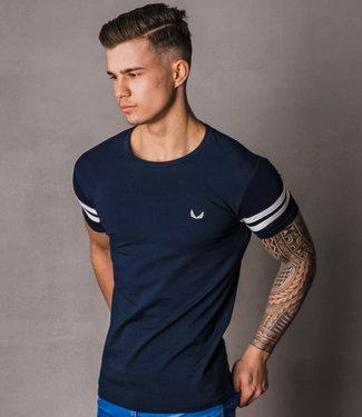 Zumo-T-shirts-FRANKIE-CONTRAST-Navy-White