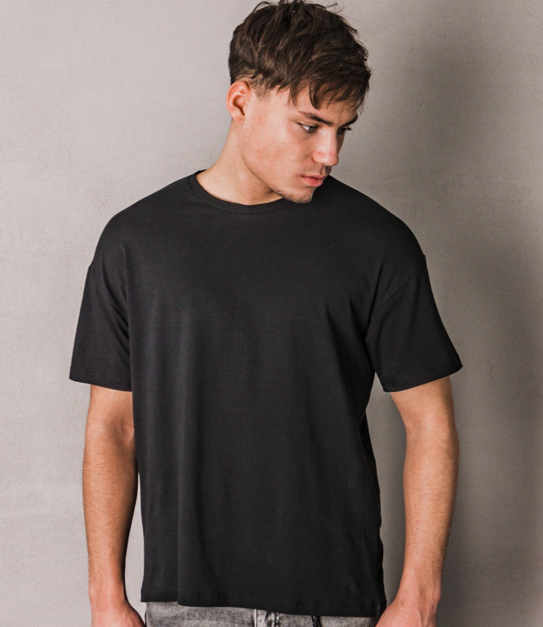 Monavoid Oversized TShirts DICIAMO Black