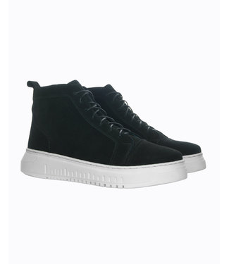 Made in Italy MadeInItaly Sneakers HIGH-TOP-SUEDE Black