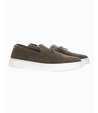 Made in Italy MadeInItaly Sneakers SLIP-ON-LL BrownBlack