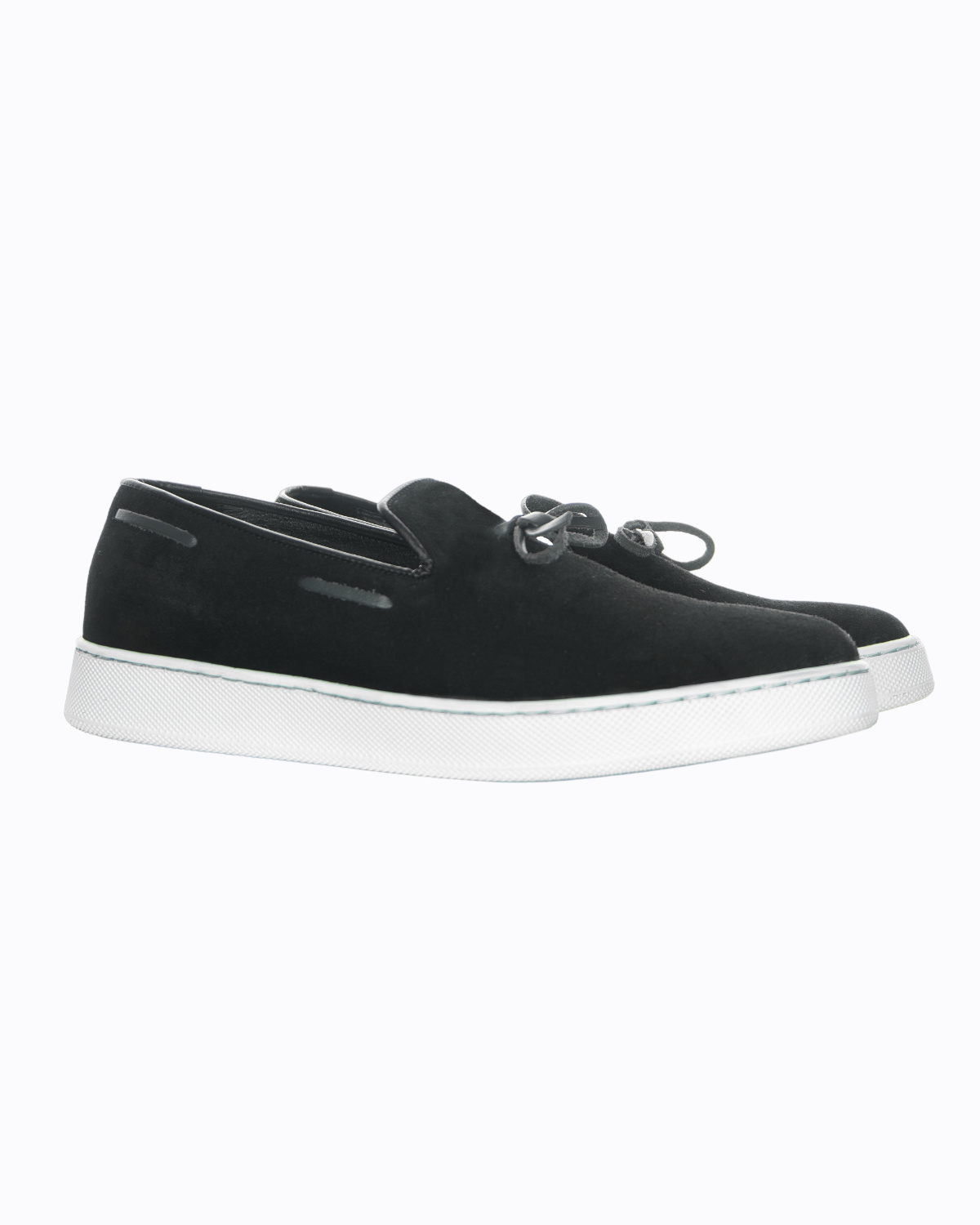 Made in Italy MadeInItaly Sneakers SLIP-ON-LL BlackDarkGrey