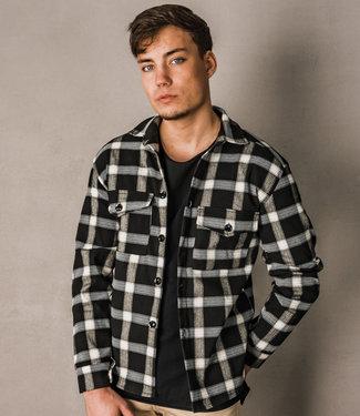 Zumo Oversized Shirts ABBOT Black