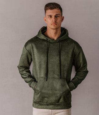 Zumo Oversized  Sweater SUFELPA Army