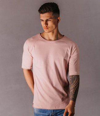 Zumo Regular Fit TShirts PUMAREDA-JERSEY DustyPink