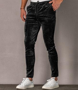 Zumo Pants FOWEY-PLUSH Black