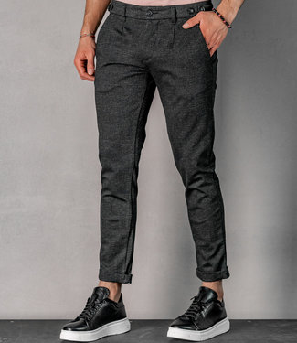 Zumo Pants GIOSTRA-CHECK Grey