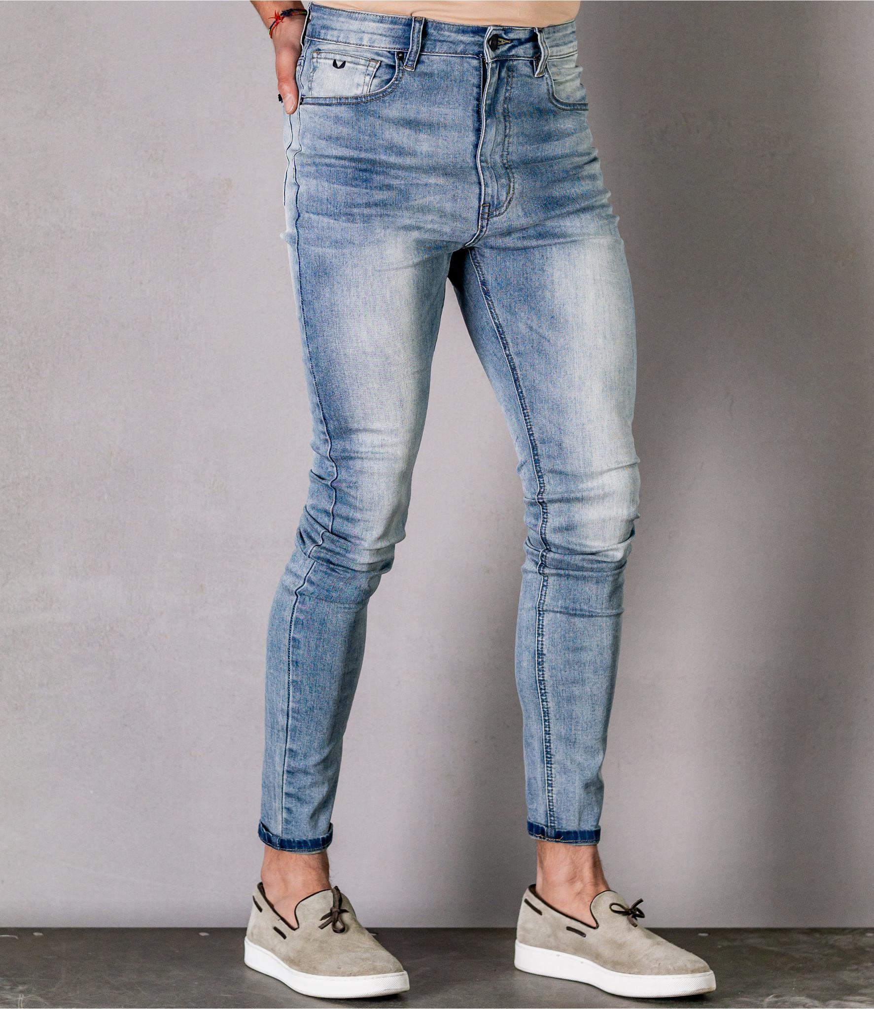 Zumo Extra Skinny Fit Jeans KIRK DirtyBlue