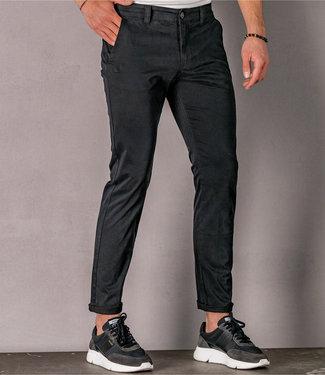 Zumo Slim Fit Pants PALM SPRINGS-II Black