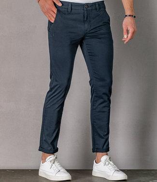 Zumo Slim Fit Pants PALM SPRINGS-II Navy