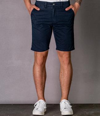 Zumo Slim Fit Shorts AMARILLO Navy