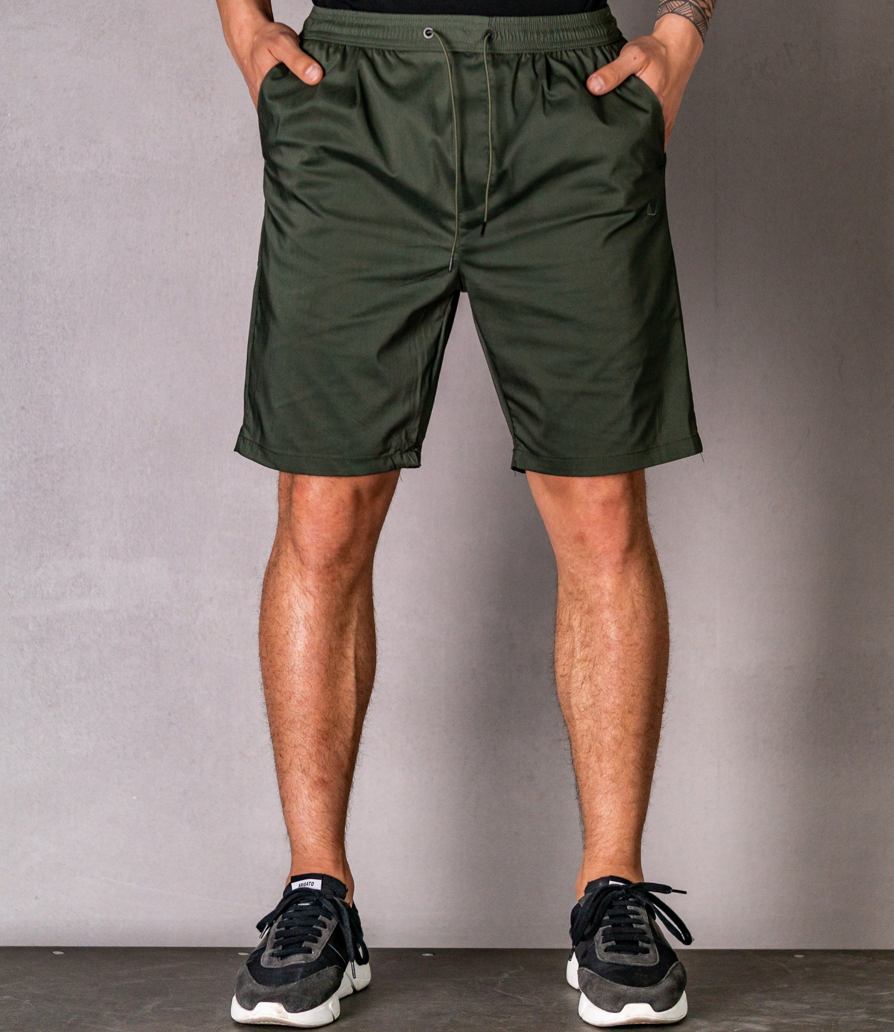 Zumo Slim Fit Shorts NADI DarkArmy