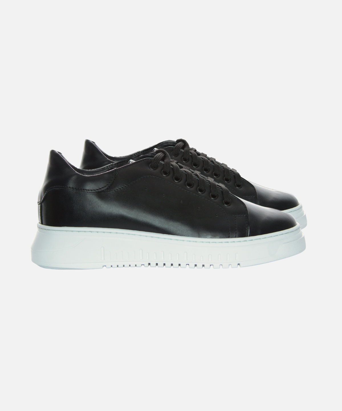 Made in Italy MadeInItaly Sneakers DELMO-PELLE Black