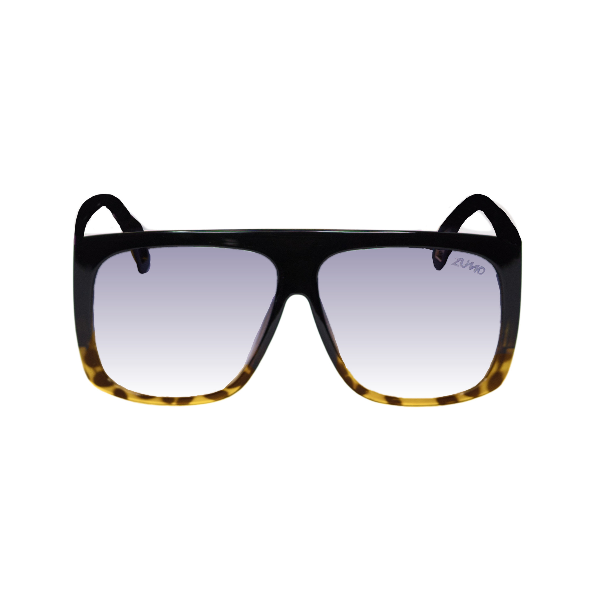 Zumo Sunglasses DAI-QMOT9057-C23 Black