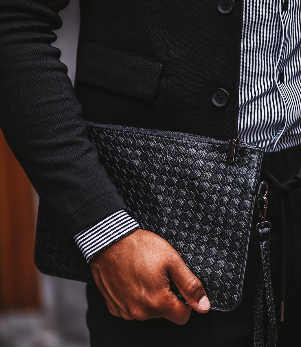 Zumo One Size Bags BOTTA Black