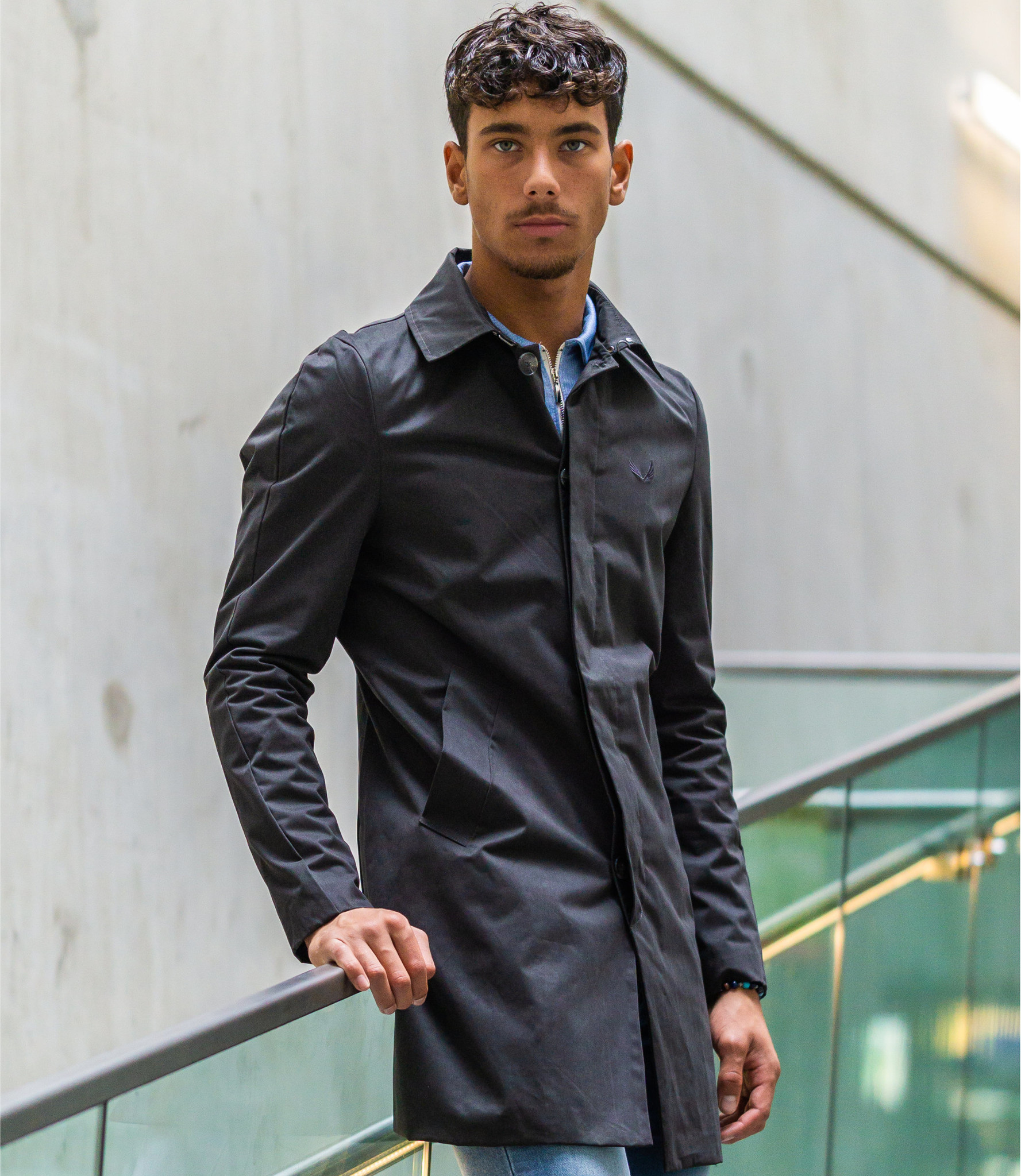 Zumo Coats ELTON Black
