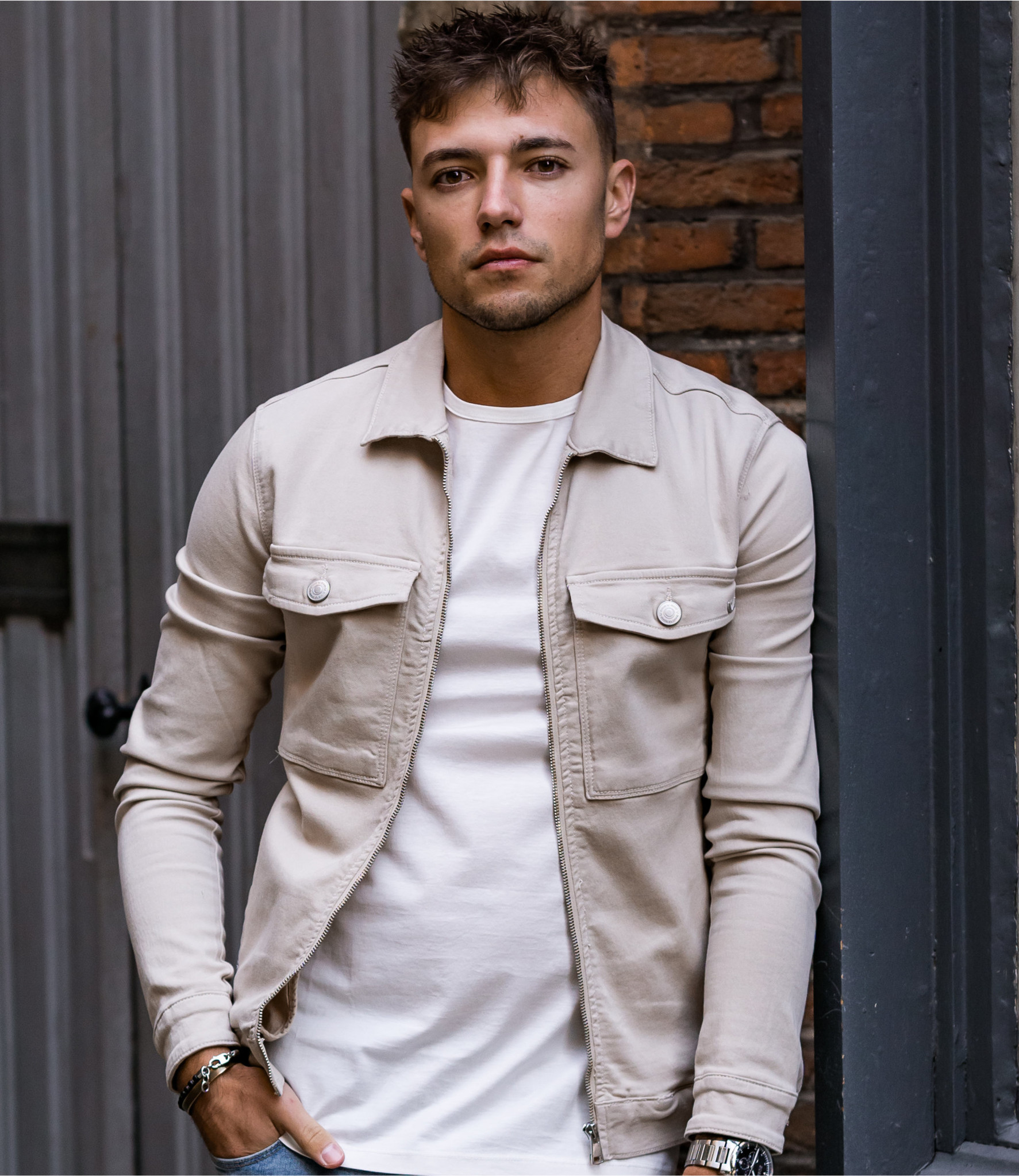 Zumo Slim Fit Jackets NOGALES Kit