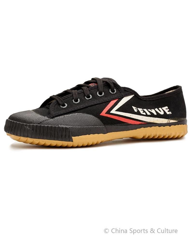 Feiyue Feiyue Kung Fu Schoenen - Zwart