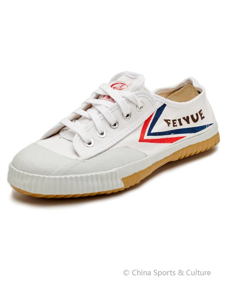 Feiyue Feiyue Kung Fu Shoes - White
