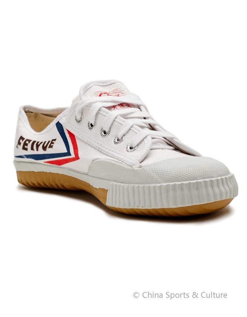 Feiyue Chaussures Feiyue Kung Fu - Blanc