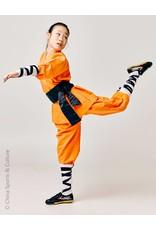 Shaolin Shaolin Monk Uniform - Oranje