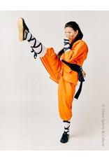 Shaolin Shaolin Monk Uniform - Orange