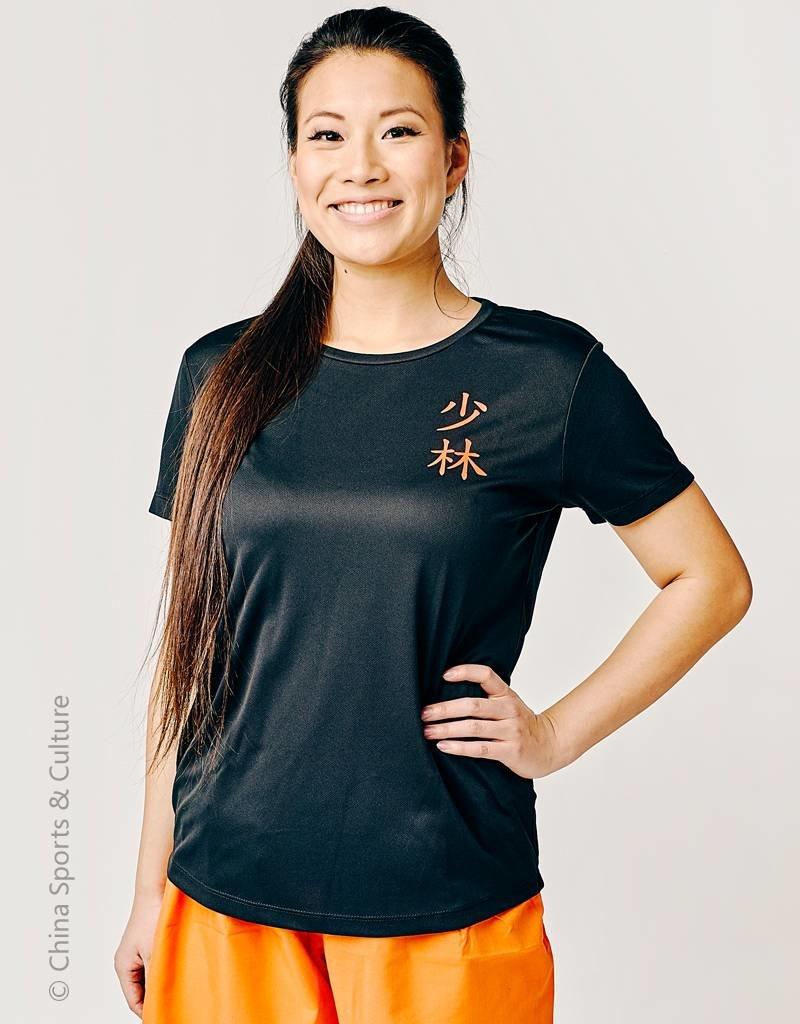 Male T-shirt Shaolin Kung Fu