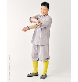 Shaolin Shaolin Traditional Uniform - Grey