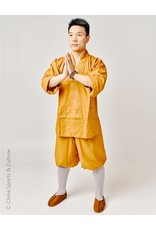 Shaolin Shaolin Traditional Uniform - Ocher