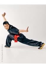 Shaolin Kung Fu Uniform - Schwarz